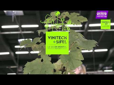 Le salon Vinitech-Sifel vu par Beiser Environnement