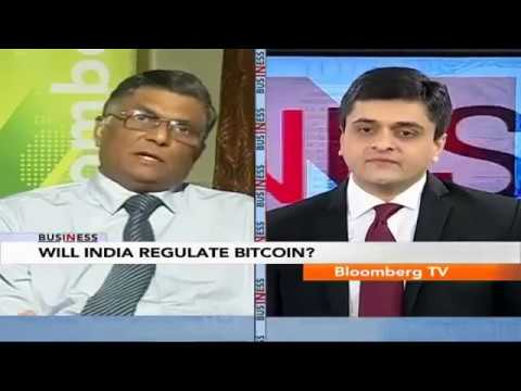 Bitcoin News - Bitcoin goes Mainstream in India - Bloomberg Talk