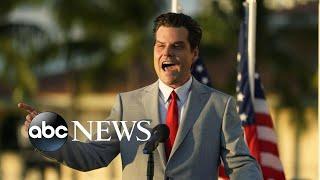 Matt Gaetz rejects calls to resign