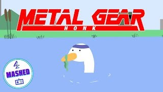METAL GEAR HONK: Tactical Goose Action