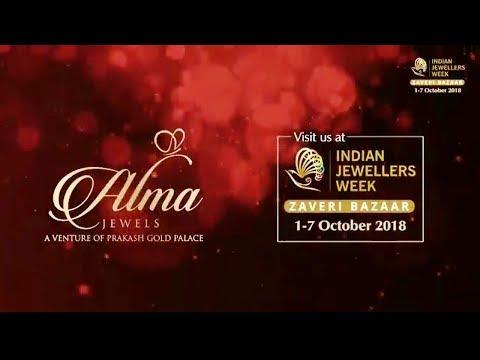 Alma Jewels India Bullion and Jewellers Association Ltd. - IBJA