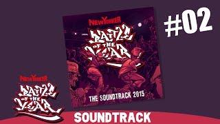 BOTY 2015 SOUNDTRACK - 02 - DJ Nas'D - ATW B-Boy Stance