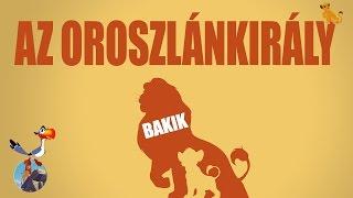 BAKIK: Az oroszlánkirály apró bakijai - Top Moviesss