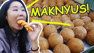 KOREAN TRADITIONAL STREET FOOD
