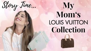 MY MOTHER'S LOUIS VUITTON COLLECTION + MOTHER'S DAY GIFT IDEA