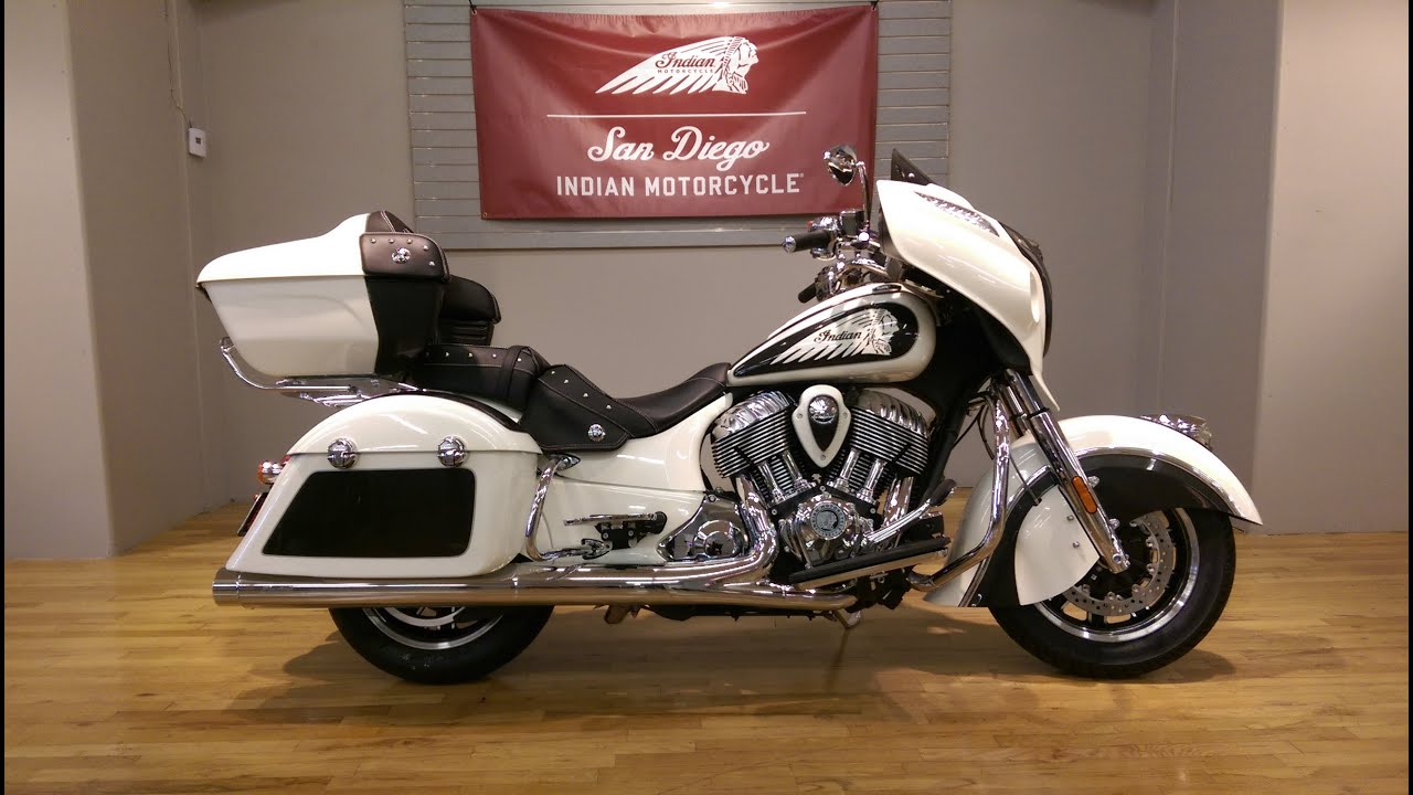 2015 Indian Chieftain Custom IND327789
