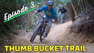 Building Thumb Bucket Ep 3 (The Chefs Ride their Food)