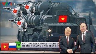 Tin Mới : TBT Nguyễn Phú Trọng báo tin vui từ Nga - Việt Nam chính thức có T,ên L,ử,a S400 và Su57