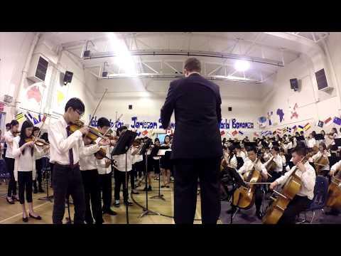 RUSSIA State: Anthem - 2014 Senior Spring Concert - Jamieson Elementary School