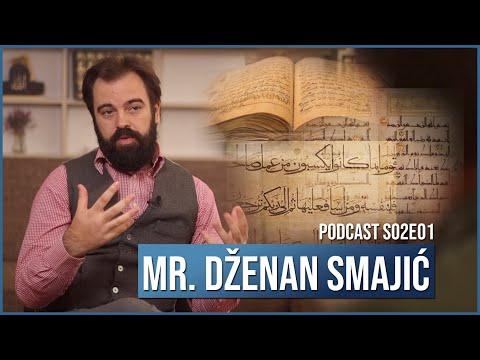PODCAST S02E01: mr. Dženan Smajić - Ortografija Kur'ana