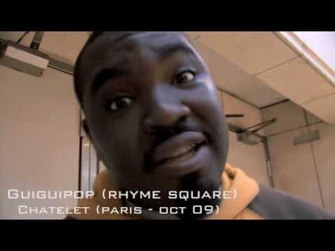 Rhyme Square - la GENESE I (keno mc &...