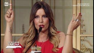 Lo scontro storico tra Alba Parietti e Selvaggia Lucarelli - L'Arena 02/07/2017