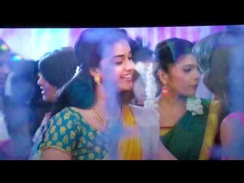 """Nillayo"" Bhairava Love Song Vijay And Keerthi Suresh"