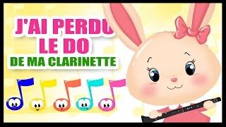 Play J'ai Perdu Le Do De Ma Clarinette