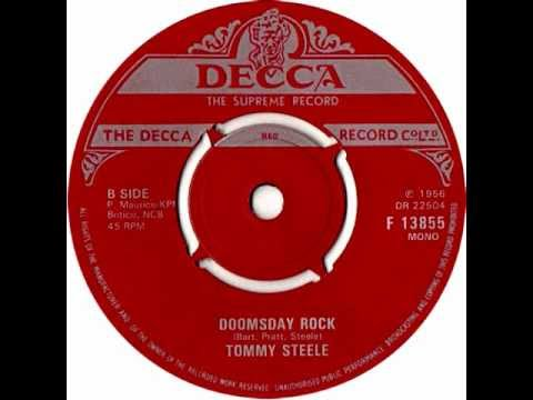 Tommy Steele - Doomsday Rock. 1956.
