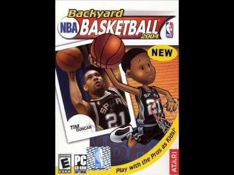 Backyard Basketball 2004 Music: Introduction