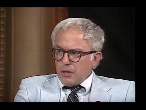 Bernie Sanders Campaigns Against Vermont Governor Madeleine Kunin (1986)