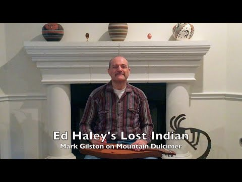 Lost Indian (from Ed Haley)
