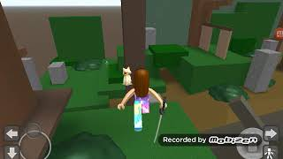 Roblox, SCA FunKitty, Becoming a ninja!!! The training scares me!!!! 😳 /w Ethan