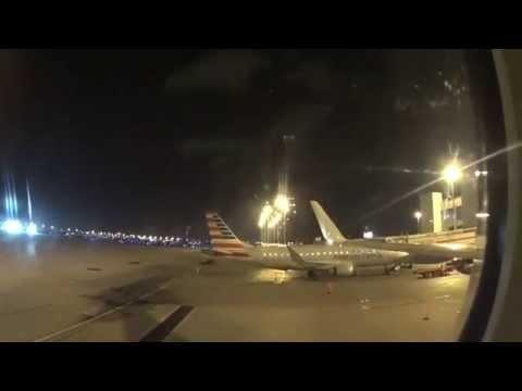 Voo American Airlines de Brasília para Miami - B757
