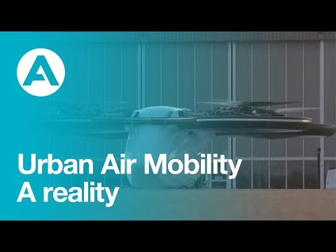Urban Air Mobility - a reality