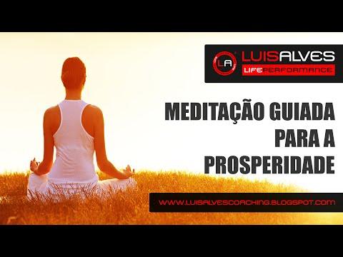 MEDITAÇÃO GUIADA PARA A PROSPERIDADE LEI DA ATRAÇÃO