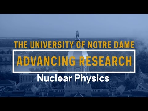 Advancing Research: Nuclear Physics