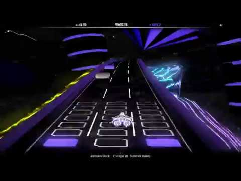 Audiosurf: Escape ft Summer Haze  Jaroslav Beck Beat Saber Soundtrack