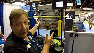 Using Garage Door for Rod Storage ICAST 2017