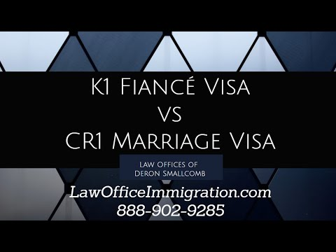 K1 Fiance Visa for Military | USA Immigration Lawyer Deron