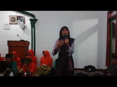 Ceramah Santriawati PONPES Al-Ikhlas Susuru