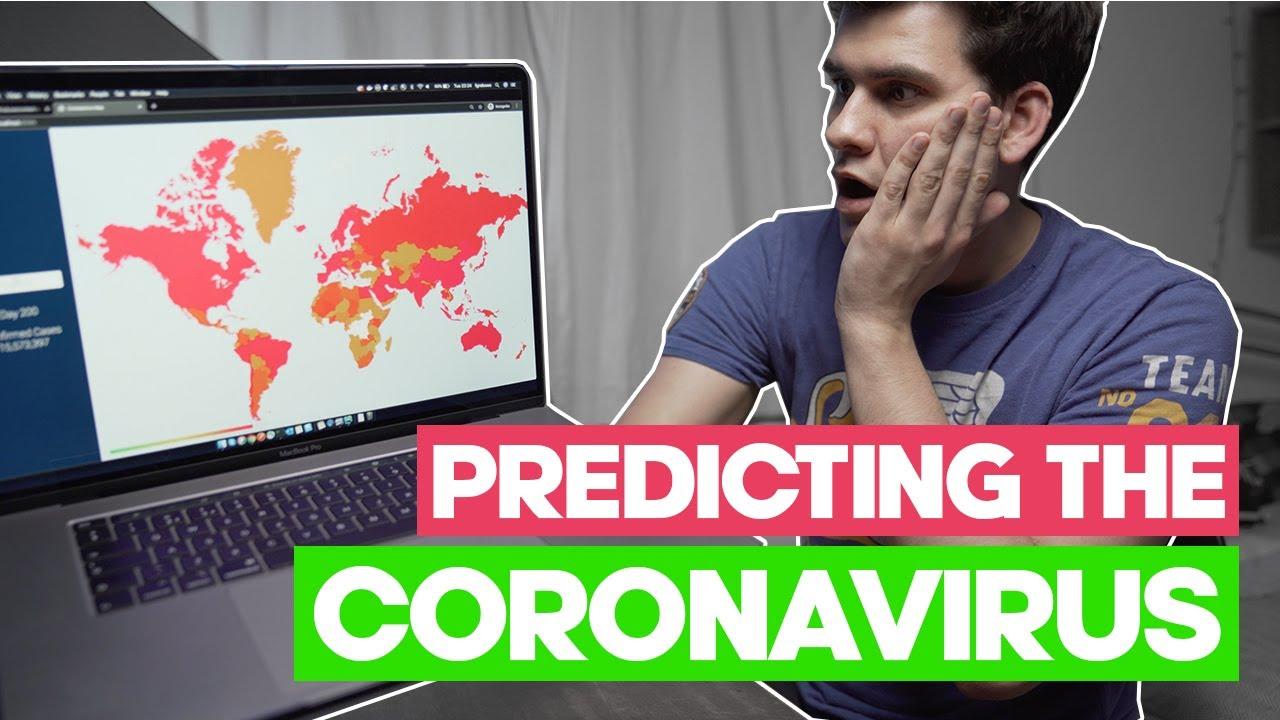 Coding the outcome of the Coronavirus - COVID-19 *Simulation/Prediction*