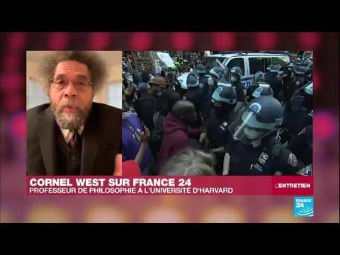 """Mort de George Floyd : les États-Unis à """"la croisée des chemins"""", selon le philosophe Cornel West"""
