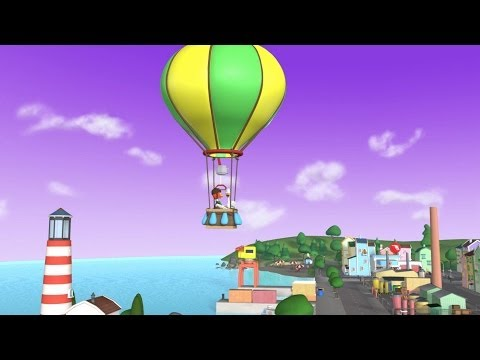 Городские герои - Все серии (Сезон 1) - Городские герои - Воздушный шар