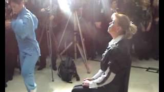Доктор Чой Ен Джун и Анита Цой открывают клинику(Открытие клиники восточной медицины Чой Ен Джуна в Москве.