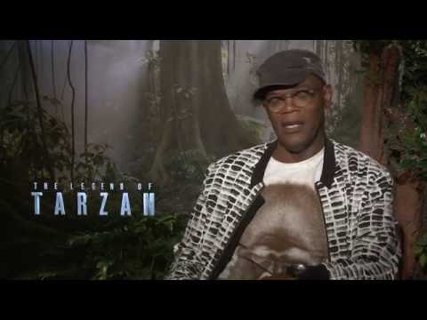 THE LEGEND OF TARZAN: Samuel L. Jackson Reads An Old Letter From George Washington Williams