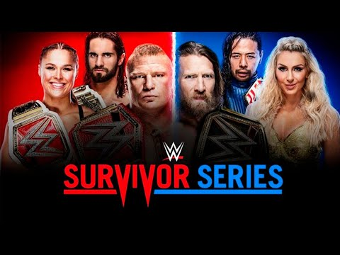EN VIVO 🔴 ☆TALK KOMILOAD SHOW☆ WWE Survivor Series 2018 - Komiload1