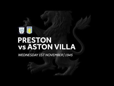 Preston North End 0-2 Aston Villa | Extended highlights