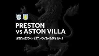 Preston North End 0-2 Aston Villa | Extended highlights