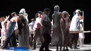 Орчане увидят сегодня «Свадьбу в Малиновке» в исполнении оренбургских актеров