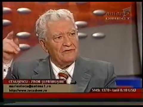 13.04.2004 - Ceausescu - zbor si prabusire (21 august 1968 vs 21 decembrie 1989)