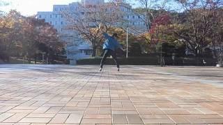 GENERATIONS 「PIERROT」 サビ dance cover☆~モノマネ小僧~ほぼ完コピです☆