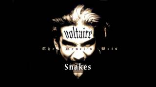 Watch Voltaire Snakes video