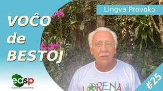 Lingva Provoko n-ro 25 (Voĉo de bestoj)