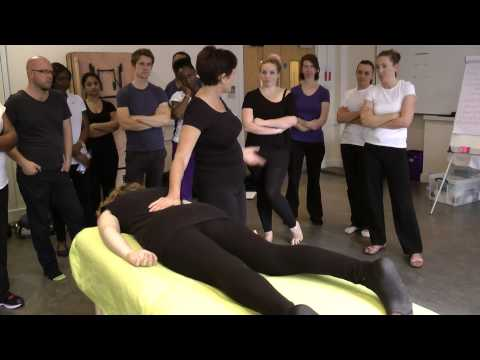 vibration oscillation and rocking II for massage therapists
