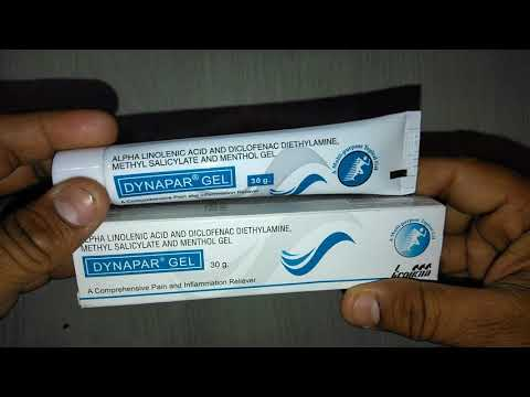 Dynapar Gel Review In Hindi Best Pain Inflammation Reliever By Medicine Reviews