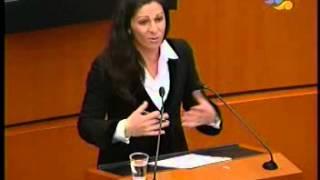 Ana Guevara sobre punto de acuerdo para erradicar el bullying. (28/05/14)