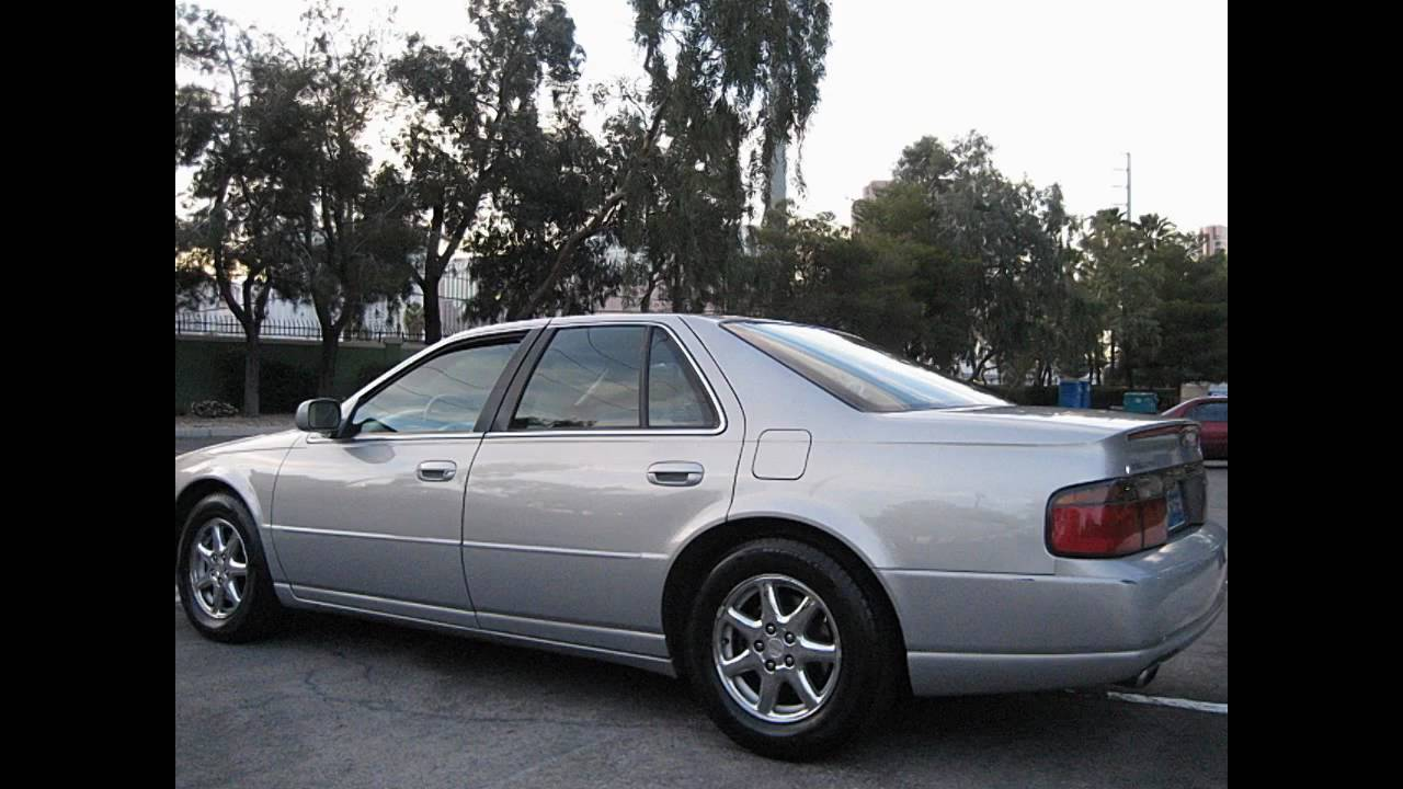 1998 Cadillac Seville SLS FOR SALE - YouTube