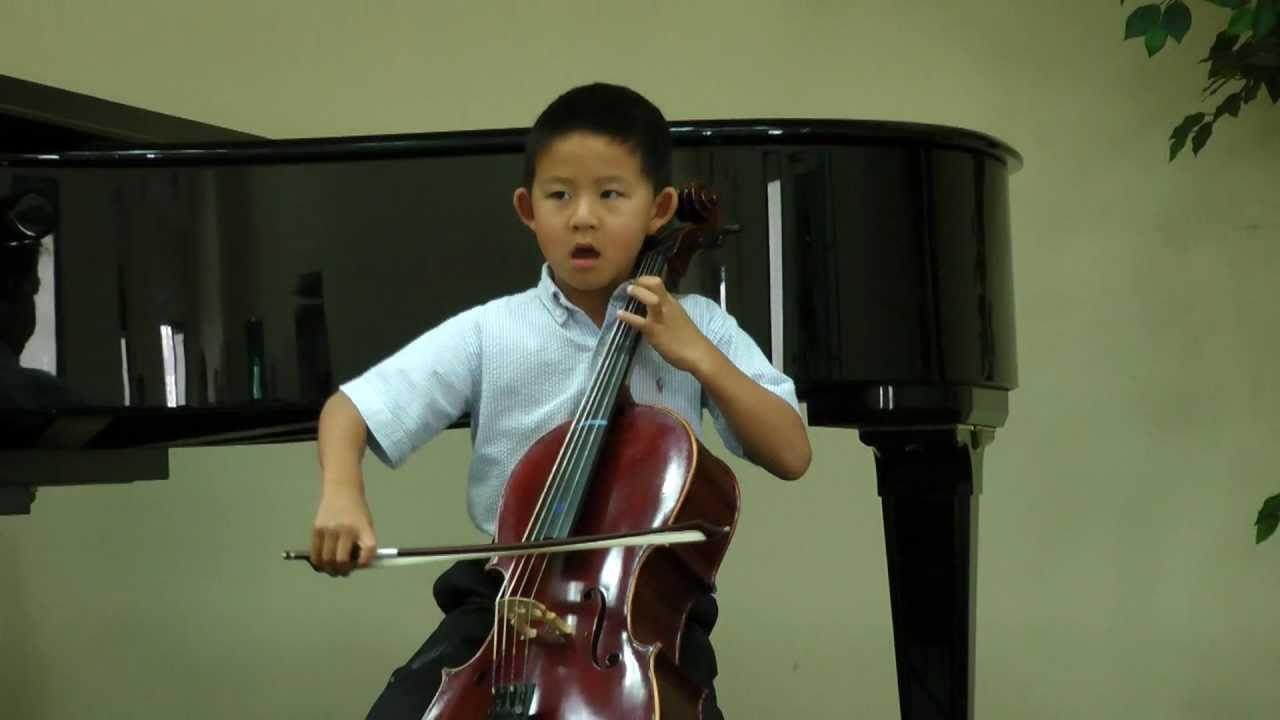 Youtube Cello Suzuki Book