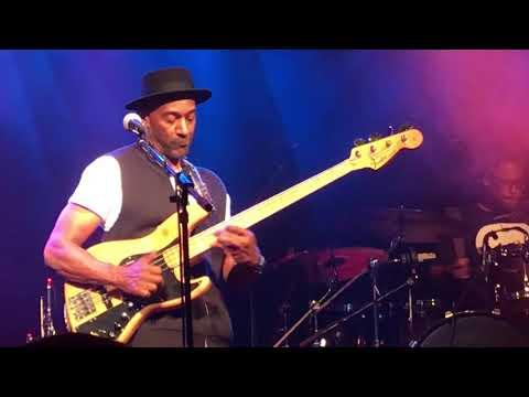 Marcus Miller, Thunder - Bratislava Jazz Festival 2017
